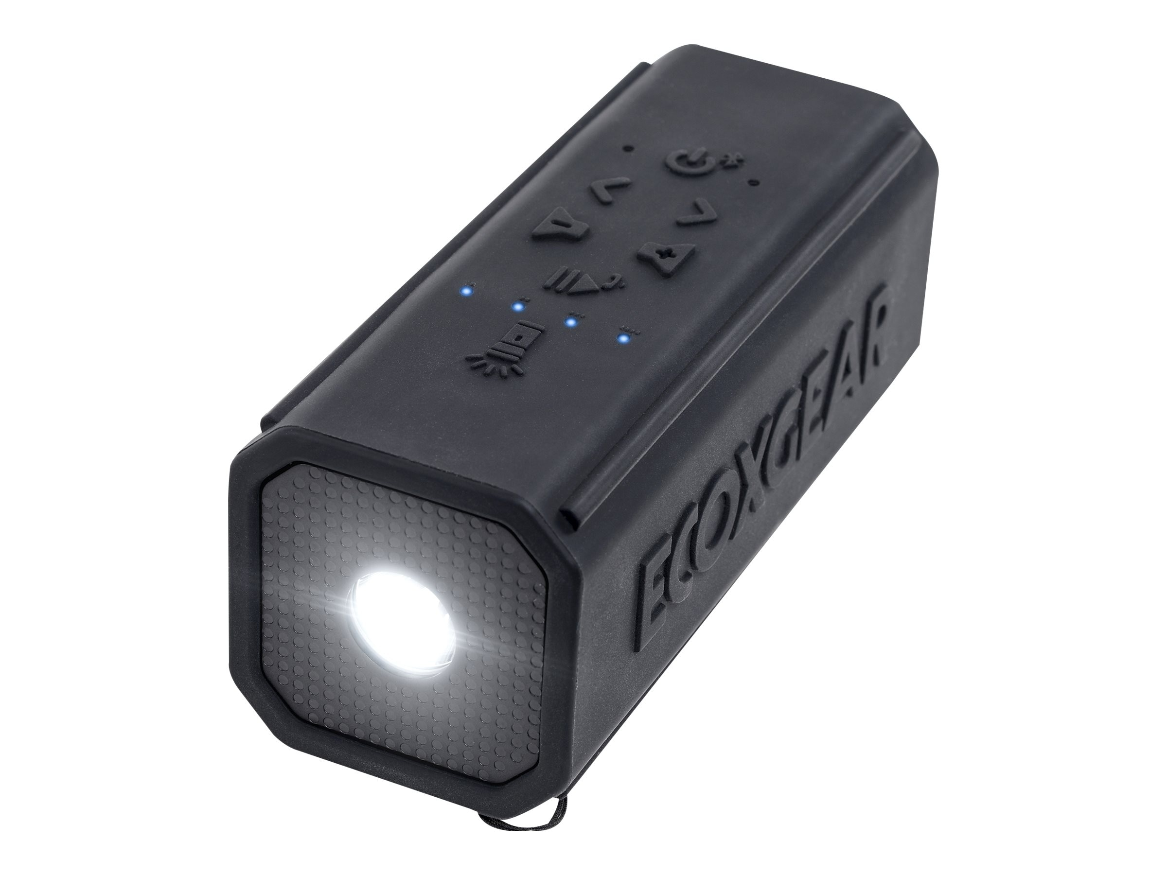 Grace Digital Audio ECOXGEAR Powerbank Speaker - Black