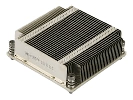 Supermicro SNK-P0057P 1U Passive High Performance CPU Heat Sink Socket LGA2011 Square ILM, SNK-P0057P, 32026707, Cooling Systems/Fans