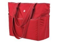 Mobile Edge Sumo Large Tote, Red with White Stitching, ME-SUMO99T76L, 10192051, Carrying Cases - Other
