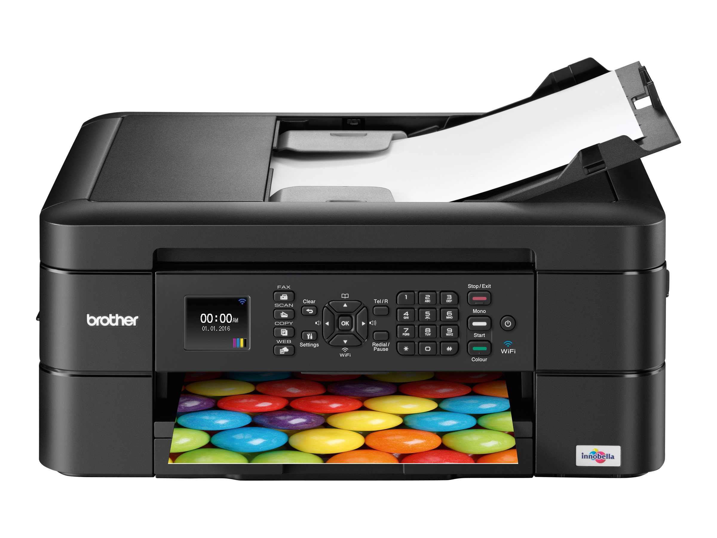 Brother MFC-J485DW Inkjet All-In-One