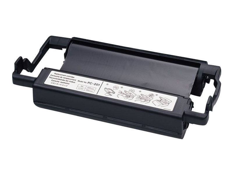 Brother Black PC201 Toner Cartridge, PC201, 51443, Toner and Imaging Components