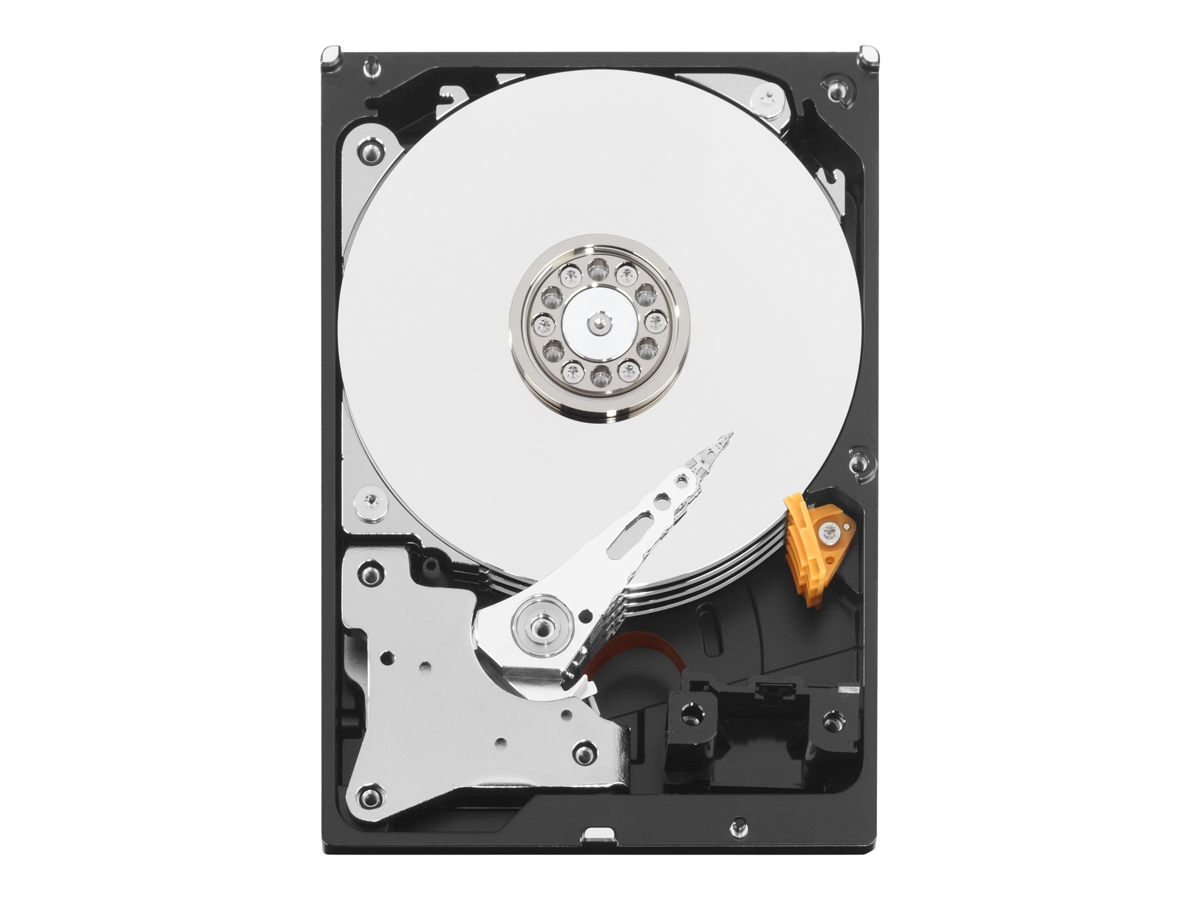 WD 4TB WD Red SATA 6Gb s 3.5 Internal NAS Hard Drive, WD40EFRX