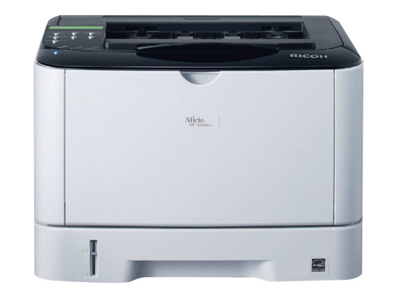 Ricoh Aficio SP 3510DN B W Laser Printer, 406962, 14371030, Printers - Laser & LED (monochrome)