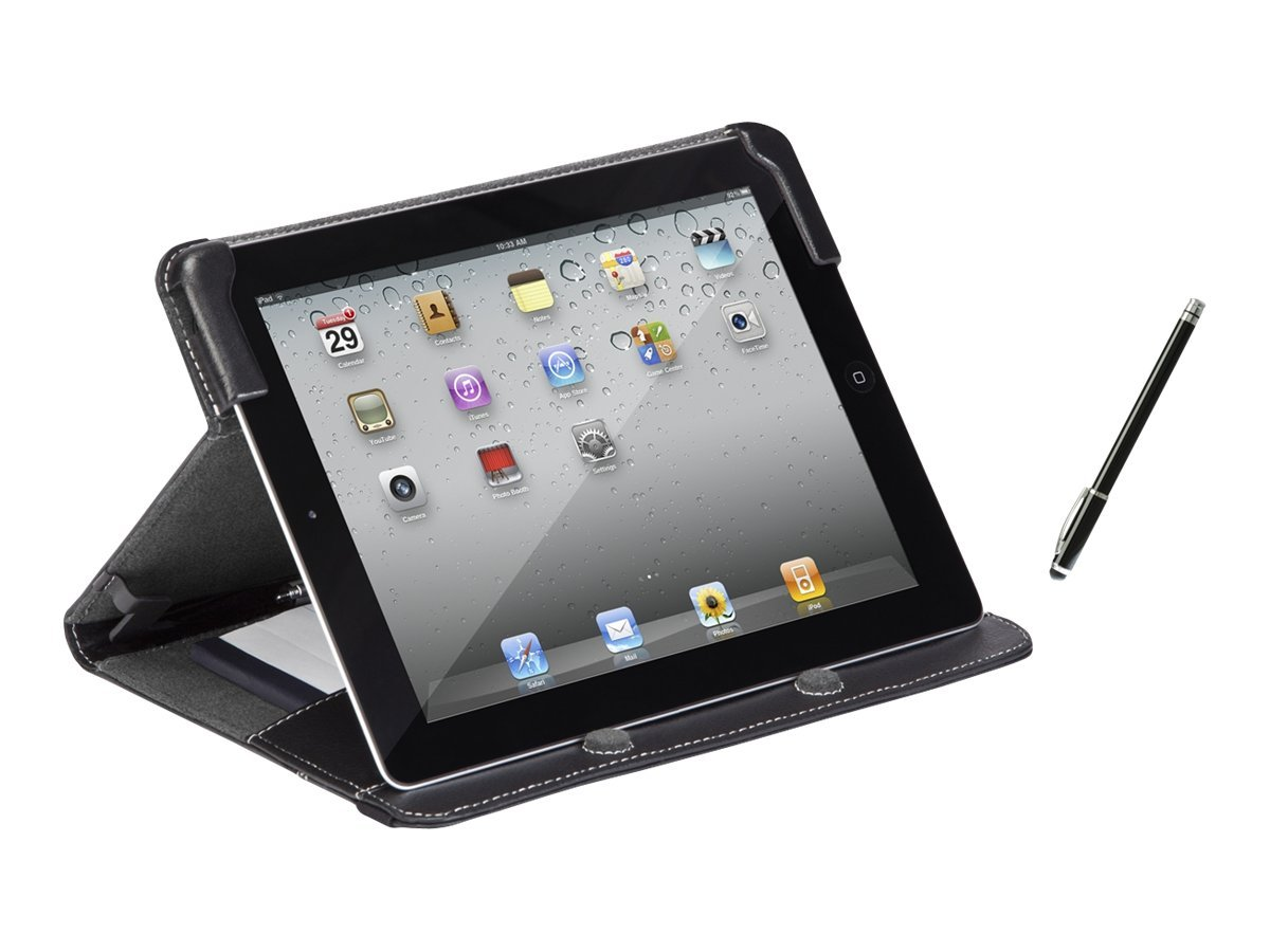 Targus Business Folio, 2-in-1 Stylus Bundle for iPad 3, BUS0307