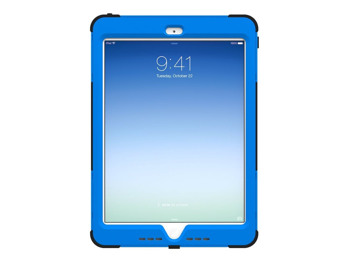 Trident Case Kraken AMS Case for Apple iPad Air, Blue