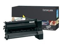 Lexmark Yellow Extra High Yield Toner Cartridge for C782 & X782E XL