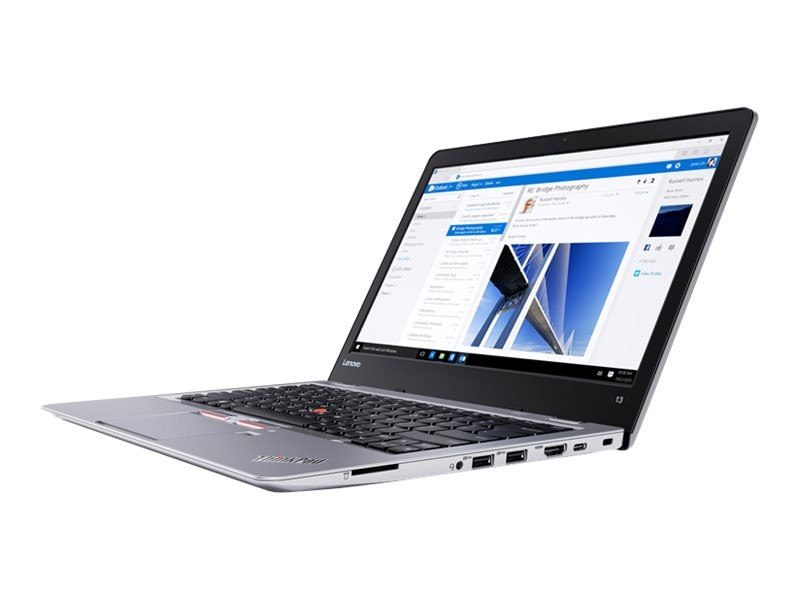 Lenovo TopSeller ThinkPad 13 2.3GHz Core i5 13.3in display, 20GJ005KUS