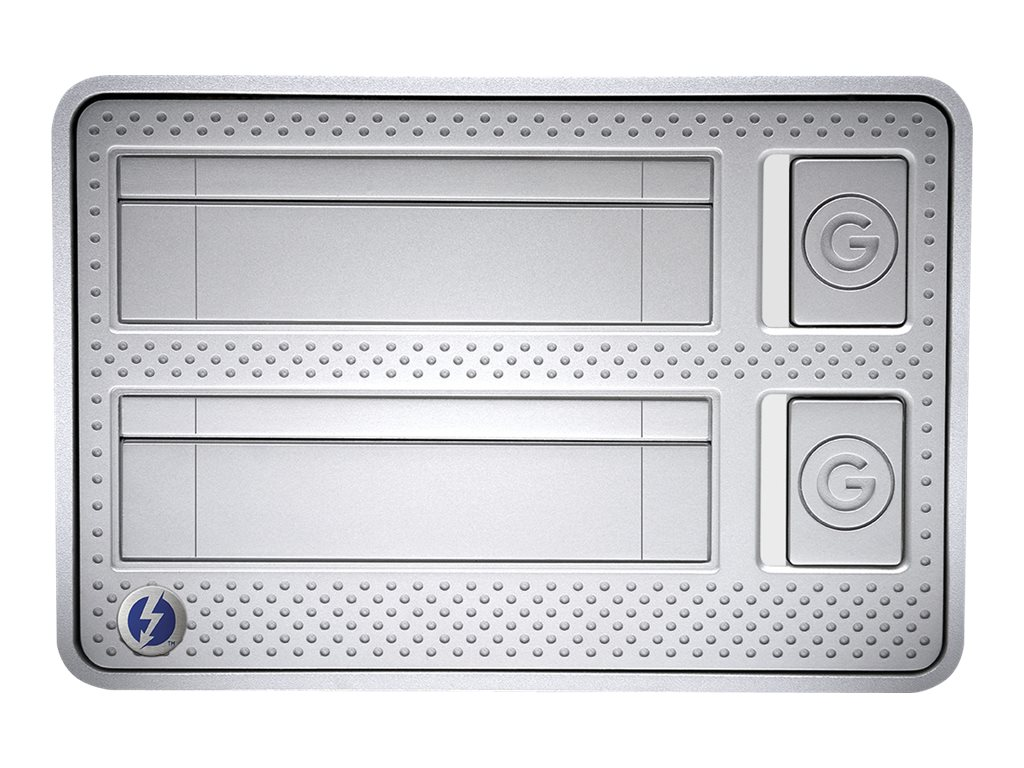 G-Technology G-Dock EV Thunderbolt Enclosure