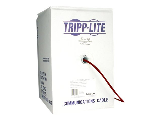 Tripp Lite Zero Low Skew UTP Patch cable for VGA over Cat5, 1000ft, P524-01K, 9454341, Cables
