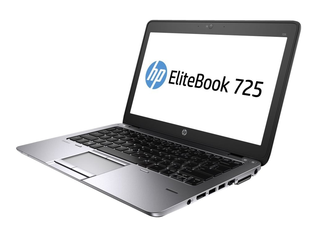 HP EliteBook 725 G2 2.1GHz A10 Pro 12.5in display, J5N82UT#ABA, 17419916, Notebooks