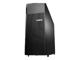Scratch & Dent Lenovo ThinkServer TD350 Tower Xeon 6C E5-2603 v3 1.6GHz 8GB 5x3.5 HS Bays DVD-RW 2xGbE 550W, 70DG0007UX, 31907300, Servers
