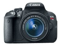 Canon EOS Rebel T5i EF-S Digital SLR with 18-55mm IS STM Kit, 8595B003