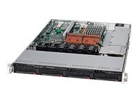 Supermicro SuperChassis CSE-815TQ-720UB, CSE-815TQ-720UB, 11201895, Cases - Systems/Servers