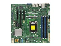 Supermicro Motherboard, X11SSL-010 SGL