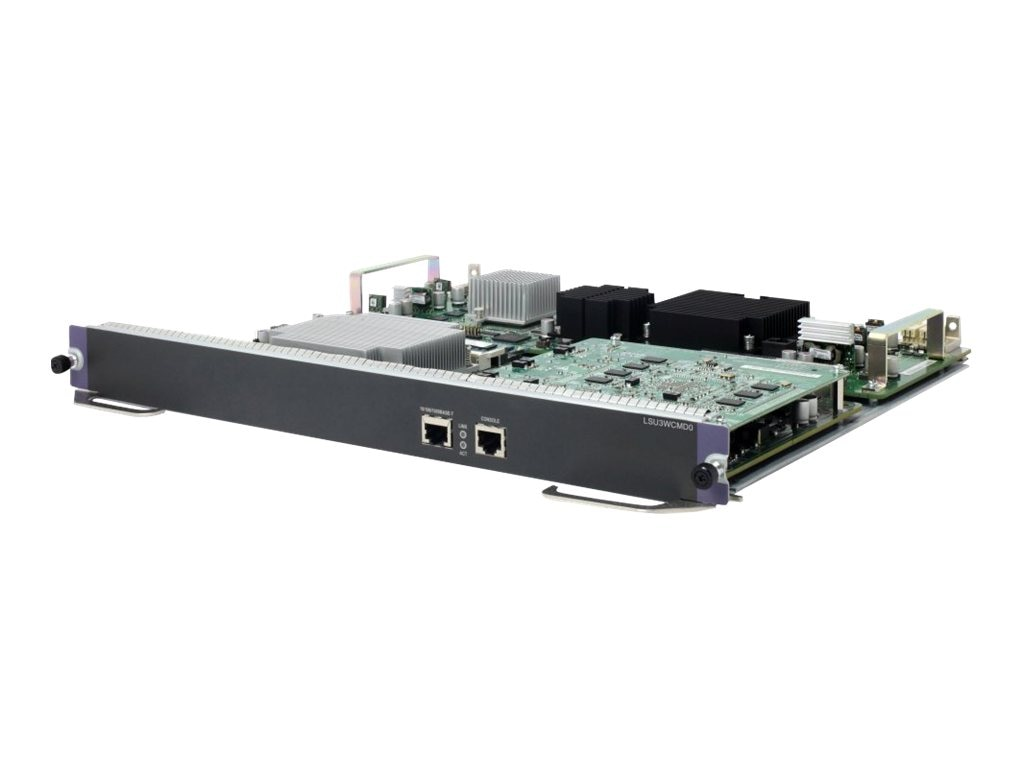 HPE 10500 7500 20G Unified Wired-WLAN Module, JG639A, 15654402, Network Device Modules & Accessories