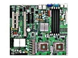 Tyan Motherboard, 5000V, Dual Xeon DC, SSI CEB, Max 8GB DDR2, 2PCIEX, PCIX, 2PCI, 2GBE, SATA, S5370G2NR-RS, 7054511, Motherboards