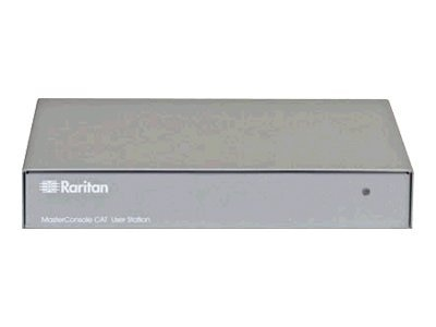 Raritan MasterConsole CAT User Station for 2nd User Extension, MCCAT-UST, 10733339, KVM Switches