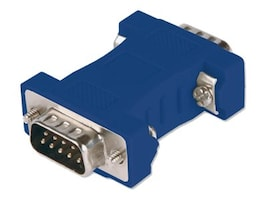 Quatech RS232 Null Modem Adapter, DB9 Male-Male, MMNM9, 33748138, Network Adapters & NICs