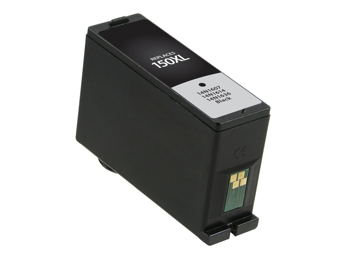 V7 14N1614 Black Ink Cartridge for Lexmark Pro715 & Pro915