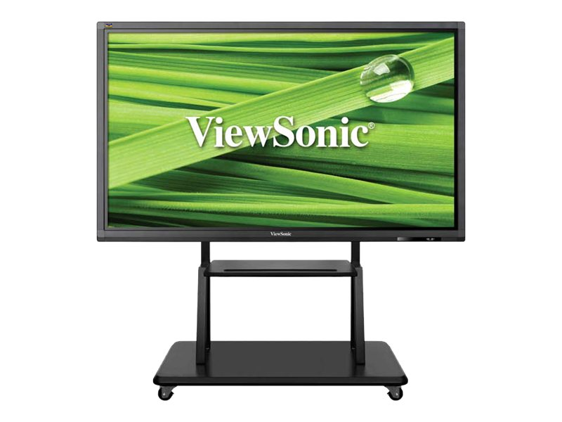 ViewSonic 84 CDE8451-TL Full HD LED-LCD Touchscreen Display, Black