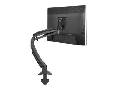 Chief Manufacturing Kontour K1D Dynamic Desk Clamp Mount, 1 Monitor - Black (TAA Compliant)