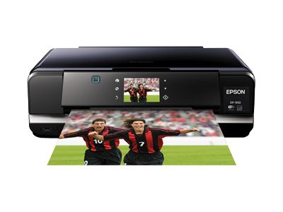 Epson Expression Photo XP-950 Small-in-One Printer - $299.99 less instant rebate of $45.00, C11CD28201, 16189303, MultiFunction - Ink-Jet