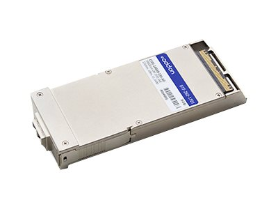 ACP-EP ADDON MSA Compatible 100GBASE-LR4 TAA Transceiver, CFP2-100GB-LR4-AO, 31274611, Network Transceivers