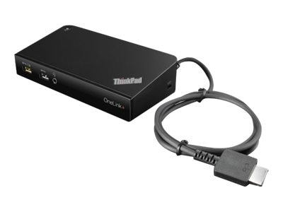 Lenovo OneLink+ Dock for ThinkPad, 40A40090US