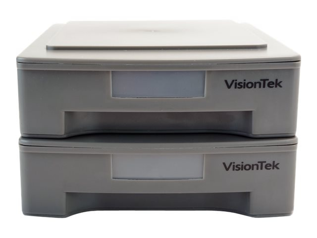 VisionTek DataVault 3S Storage Box, 900747, 18142285, Media Storage Cases
