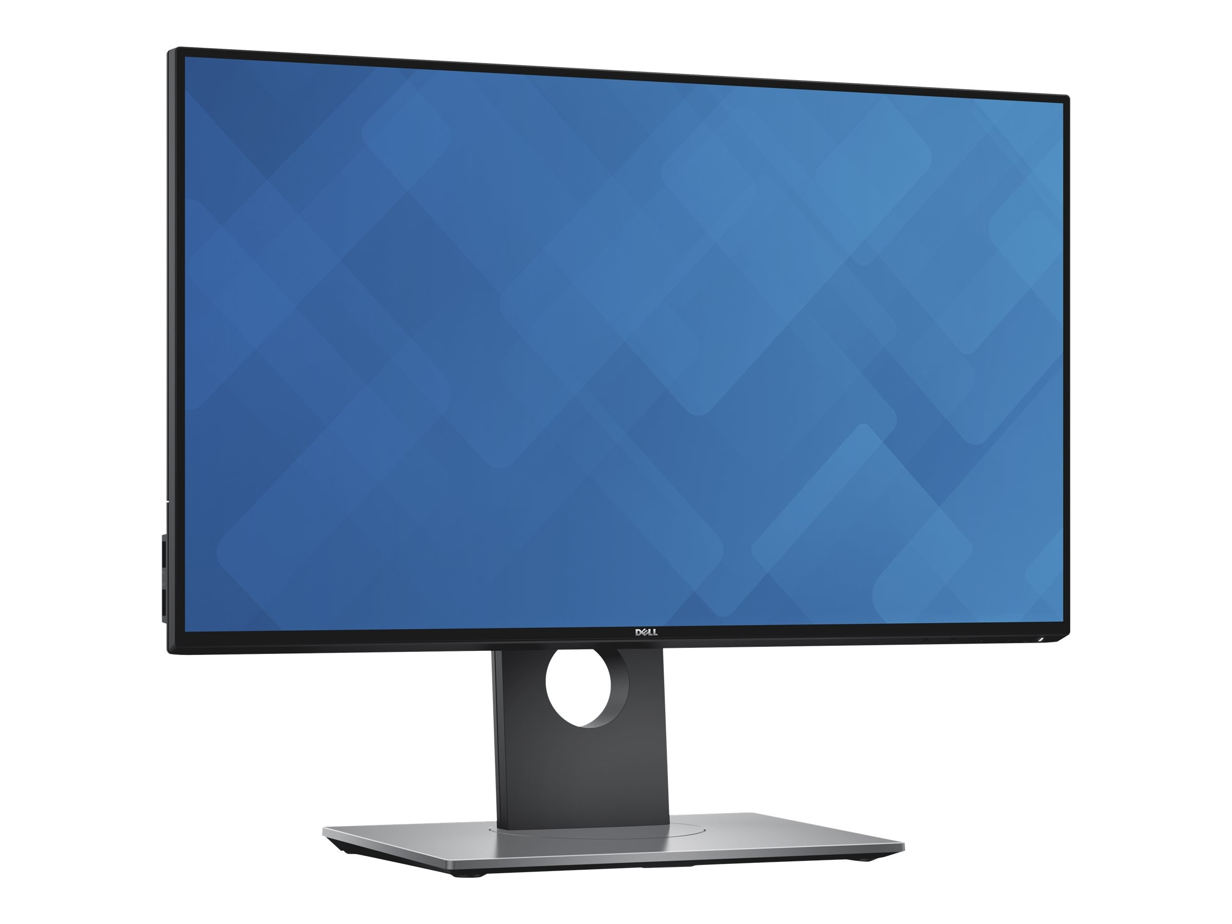 Dell 23.8 U2417H Full HD LED-LCD Monitor, Black, U2417H