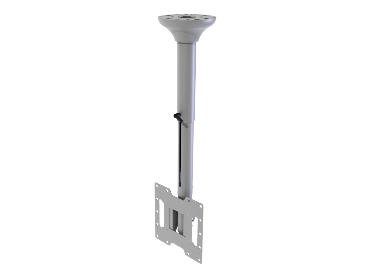Peerless SmartMount Ceiling Mount for Displays up to 40, White, ST940-EXC-W