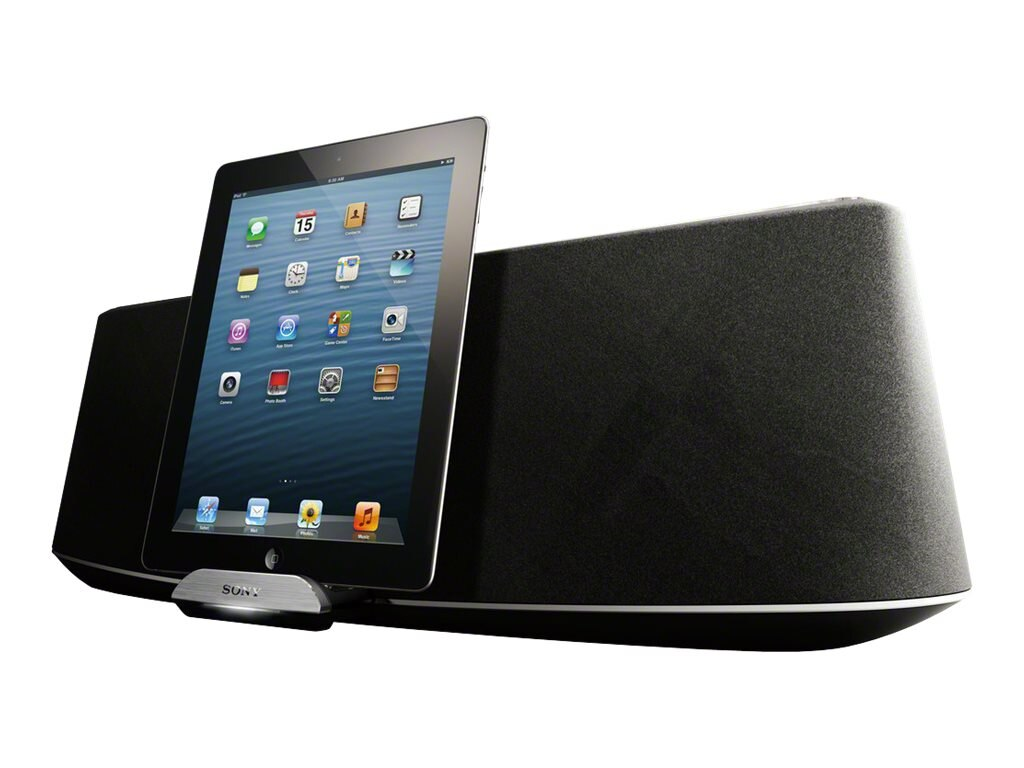 Sony Ultra Premium iPod Dock w  DMC 8-pin, RDPXA900IPN