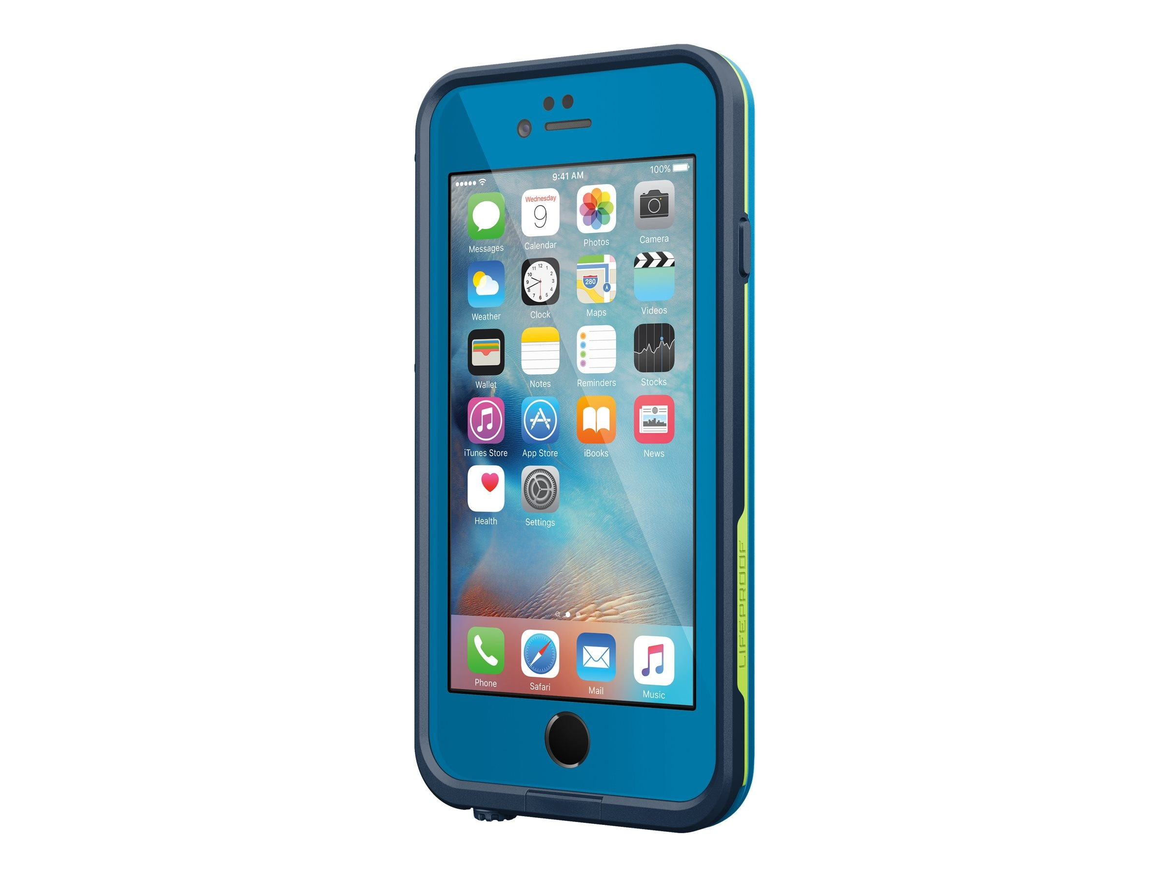 Lifeproof fre Case for iPhone 6 Plus 6s Plus, Banzai
