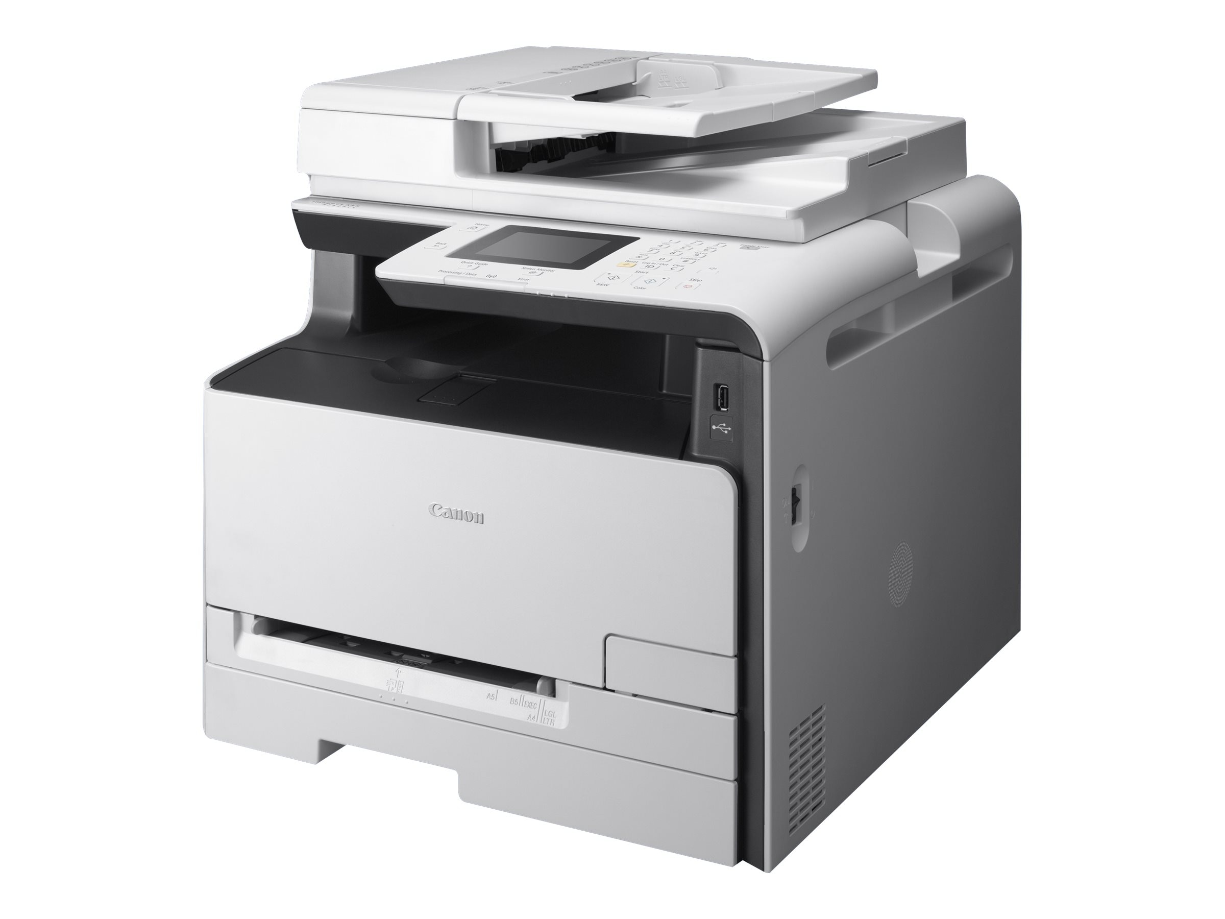 Canon Color imageCLASS MF628cw Multifunction Printer, 9946B007, 30688715, MultiFunction - Laser (color)
