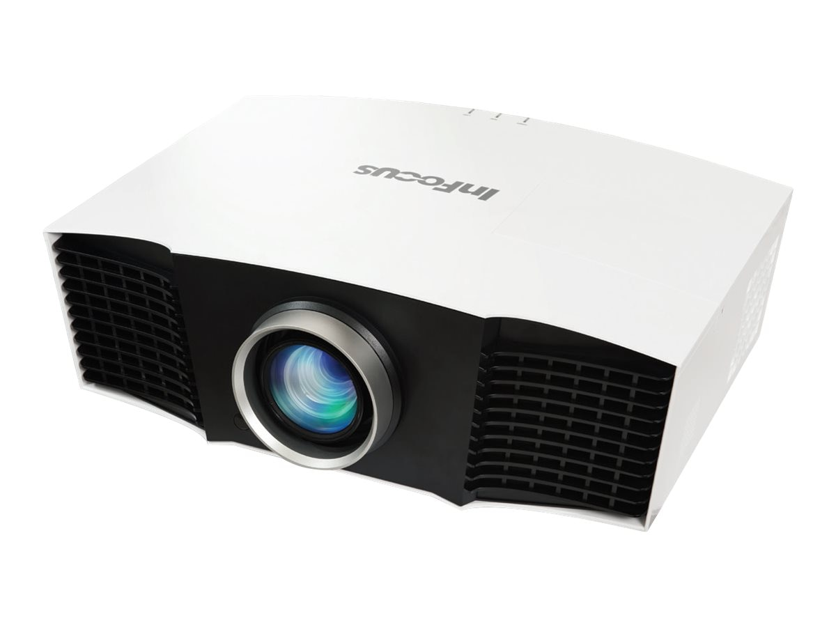 InFocus IN5148HD 1080p 3D DLP Projector, 5000 Lumens, White