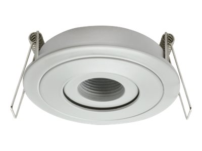 Acti Tiltable Flush Mount for Fixed and Fisheye Covert Camera, PMAX-1016