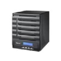 Thecus Tech N5550 Enterprise NAS Server Tower, N5550, 14269481, Network Attached Storage