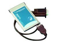 Brainboxes 1-port PCMCIA RS232 Ruggedized Card