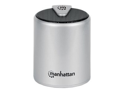 Manhattan Lyric Mini Bluetooth 3.0 Speaker, 161428, 16639360, Speakers - Audio