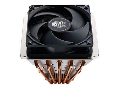 Cooler Master GeminII S524 Ver 2 Air CPU Cooler with Silencio Fan, RR-G5V2-20PK-R1, 19416268, Cooling Systems/Fans