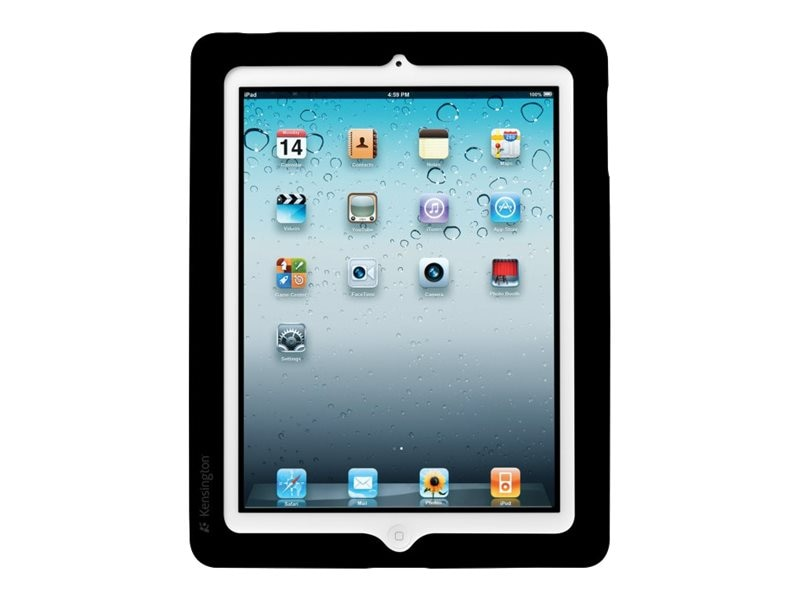 Kensington BlackBelt Protection Band for iPad 2, Black, K39324US, 12625526, Protective & Dust Covers