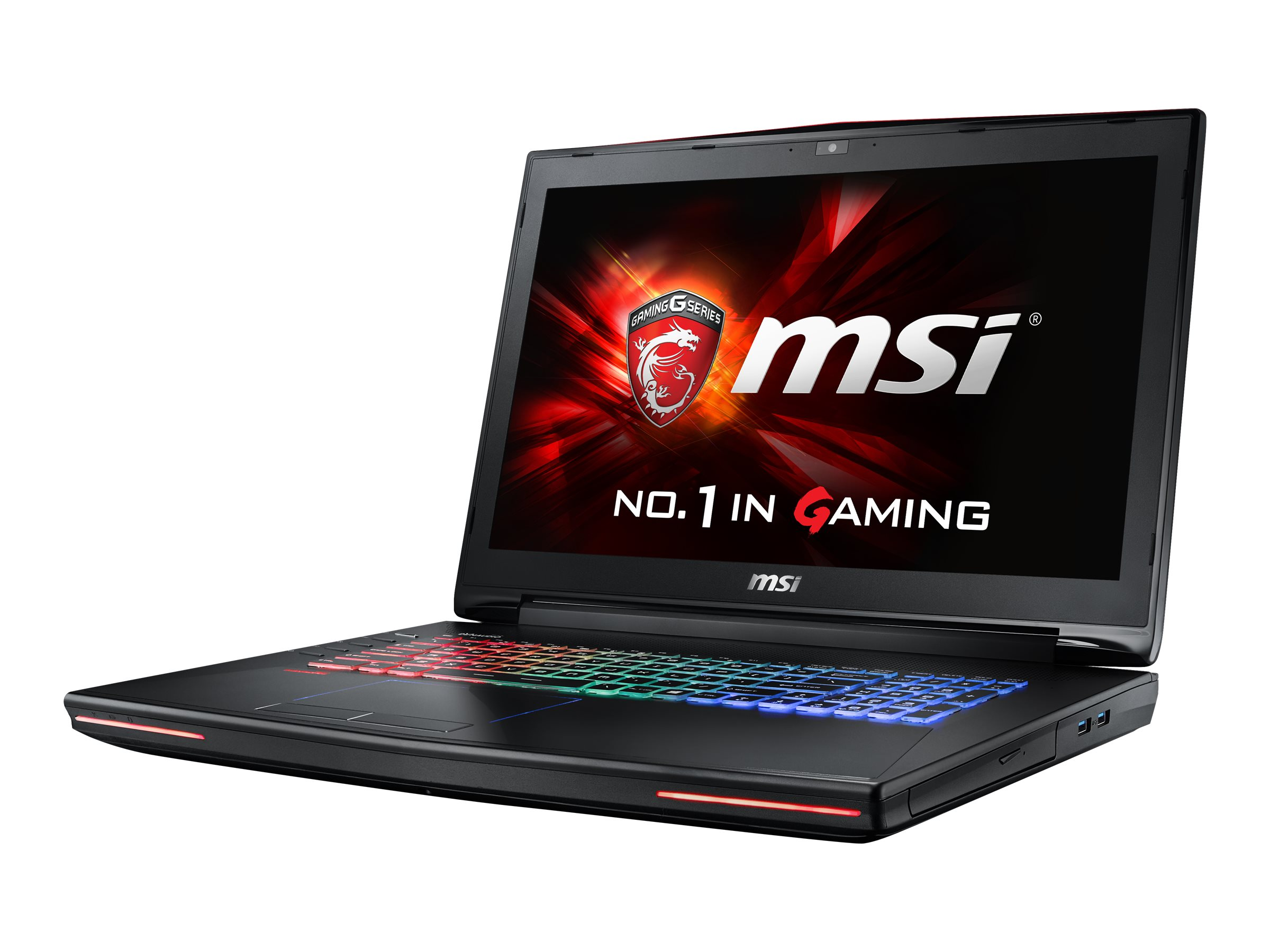 MSI GT72S Dominator Pro G-041 Core i7-6920HQ 2.9GHz 32GB 1TB+256GB BR ac BT WC GTX 980 17.3 FHD W10, GT72S DOMINATOR PRO G-041, 31391737, Notebooks