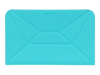Acer Crunch Cover to Stand for Iconia A1-830, Aqua, NP.BAG1A.034, 17973010, Protective & Dust Covers