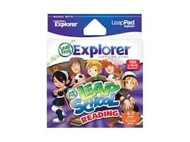 LeapFrog Explorer LeapSchool Reading, 39089, 13003817, Software - Educational