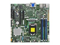 Supermicro Motherboard, X11SSZ-004 SGL