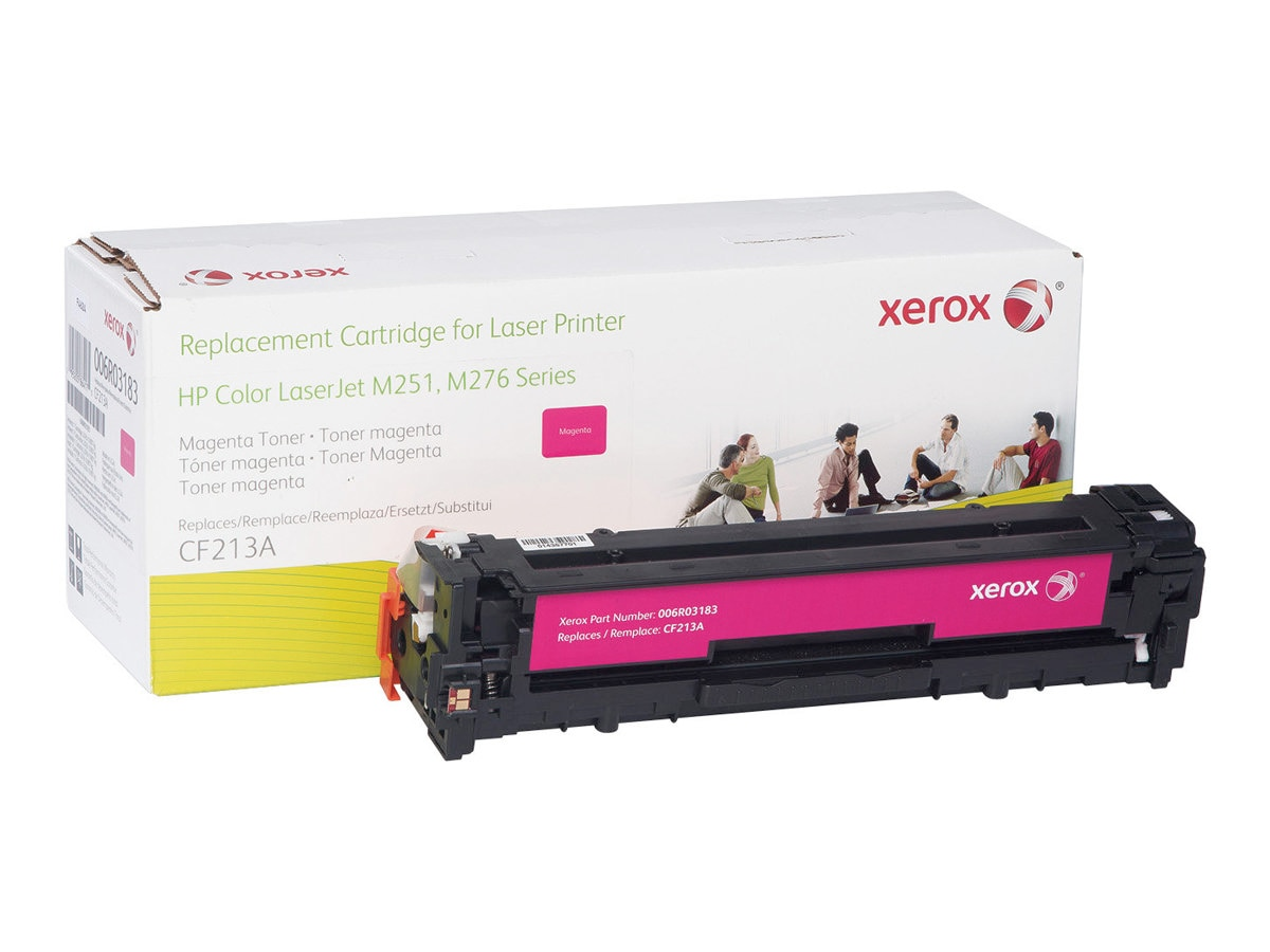 Xerox Magenta Toner Cartridge for HP Color LaserJet M251 & M276, 006R03183