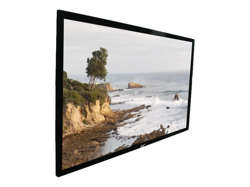 Elite Sable Frame Projection Screen, CineGray, 16:9, 120, ER120DHD3