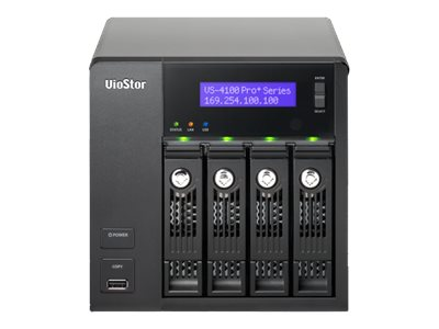 Qnap 8-Channel Survellance NVR, 4-Bay, VS-4108-PRO+-US