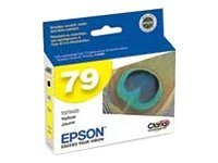 Epson 79 High Capacity Yellow Ink Cartridge for Stylus Photo 1400, T079420, 7415102, Ink Cartridges & Ink Refill Kits