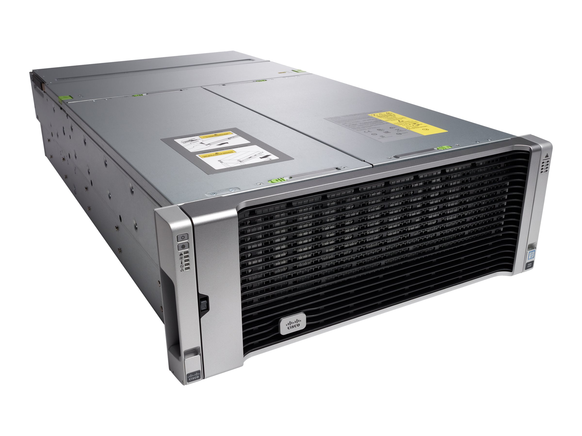 Cisco UCS S3260 Storage Server Base Chassis, UCSS-S3260